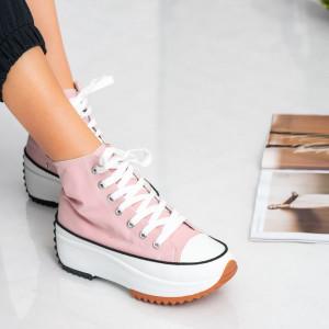 Sneakersi lady Goas roz