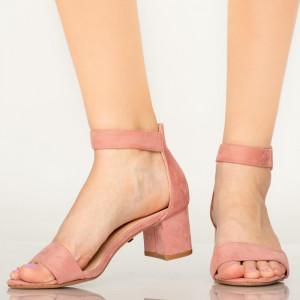 Női szandál Frem rózsaszín