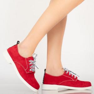 Pantofi casual Tala rosii