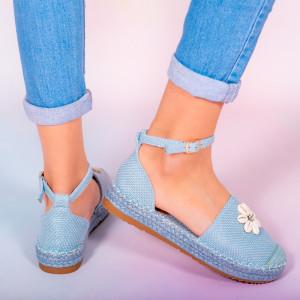 Pantofi dama Hust albastri