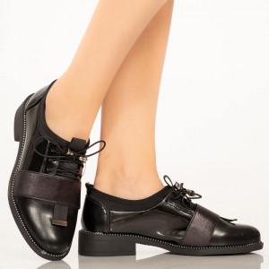 Pantofi dama Ote negri