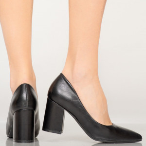 Pantofi dama Rila negri