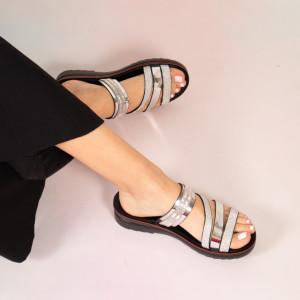 Papuci dama Pesa aurii