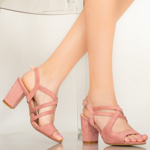 Pink Fitz női szandál
