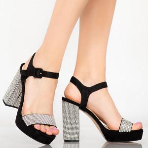 Sandale dama Aiga negre