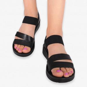 Sandale dama Art negre