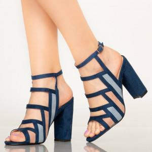 Sandale dama Asma albastri