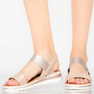 Sandale dama Blaz roz