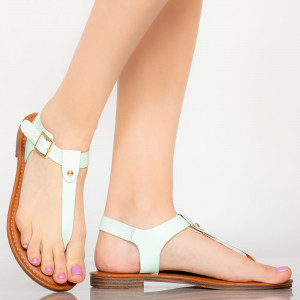 Sandale dama Nole bleu
