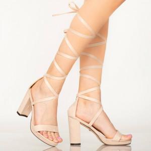 Sandale dama Oba bej