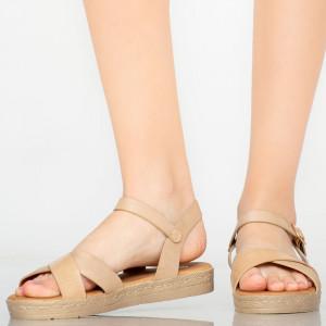 Sandale dama Ones bej
