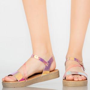 Sandale dama Penit roz