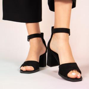Sandale dama Pero negre