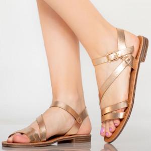 Sandale dama Rika roze