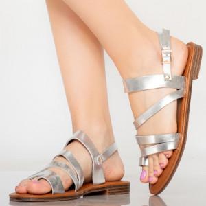 Sandale dama Tily argintii