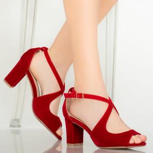 Sandale dama Ursa rosii