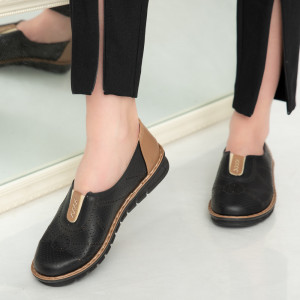 Afe fekete női cipő