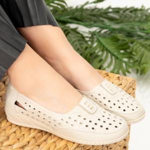 Alio bézs női cipő