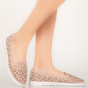 Alkalmi cipő Rózsaszín vitorla