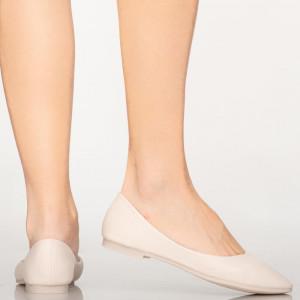 Pantofi casual Pary bej