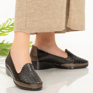 Pantofi dama Cete negri
