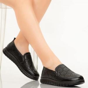 Pantofi dama Omia negri