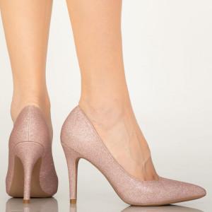 Pantofi dama Sure roz