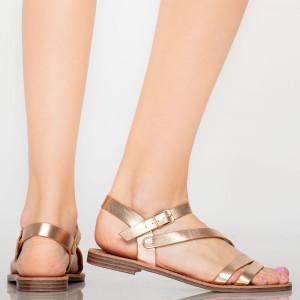 Sandal lady Rika rose