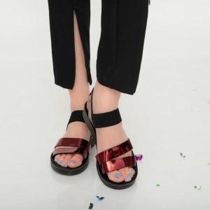 Sandale dama Avo rosii