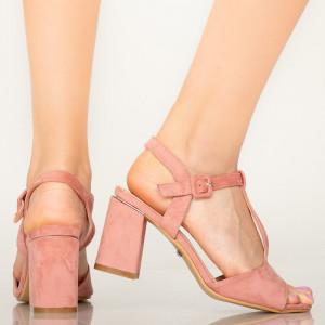 Sandale dama Dalu roz
