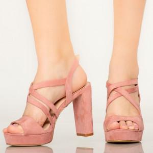 Sandale dama Digo roz