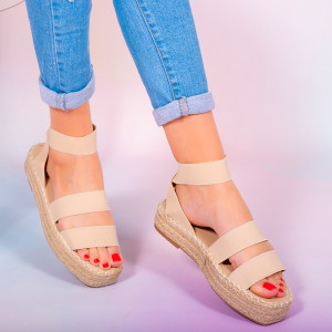 Sandale dama Hace bej