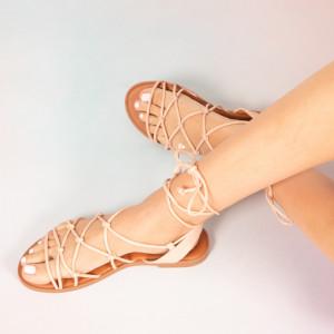 Sandale dama Jou bej
