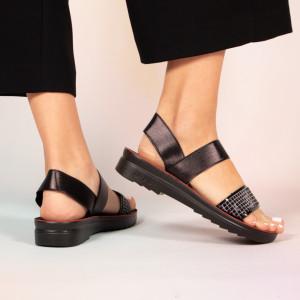 Sandale dama Paki aurii