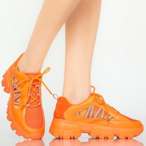 Narancssárga Rido női cipők