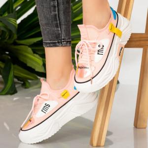 Női cipők Nec pink