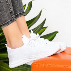 Női fehér Osca cipők