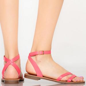 Női szandál rózsaszín
