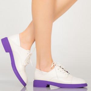Pantofi casual Kuito bej