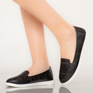 Pantofi casual Tase negri