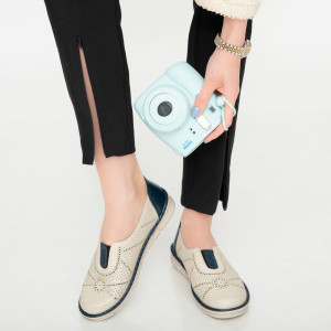 Pantofi dama Afe albastri