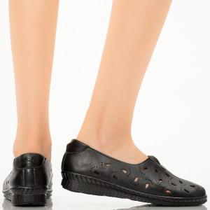 Pantofi dama Lule negri