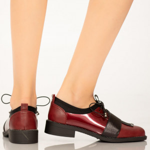 Pantofi dama Ote visinii