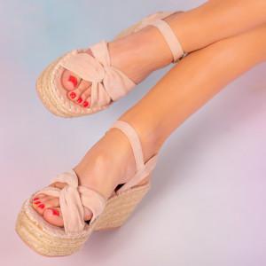 Platforme dama Mury roz