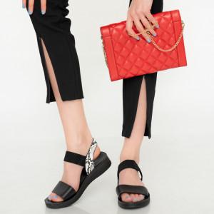 Sandale dama Afi negre