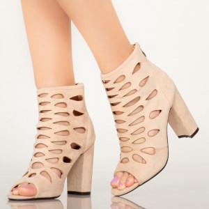 Sandale dama Airo bej
