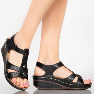 Sandale dama Beba negre