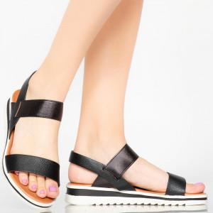Sandale dama Blaz negre
