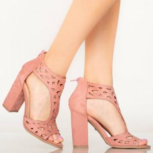 Sandale dama Erth roz