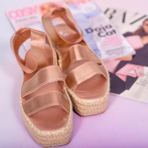 Sandale dama Hace roz